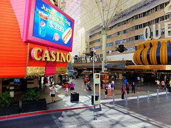 Big Bus Hop on Hop off a Las Vegas - Downtown Las Vegas