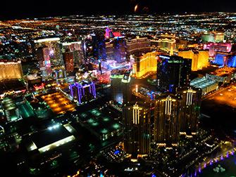 Voli in elicottero a Las Vegas - Alberghi