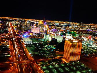 Voli in elicottero a Las Vegas - Luci Notturne