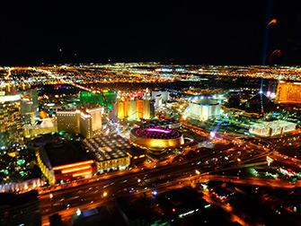 Voli in elicottero a Las Vegas - Vista