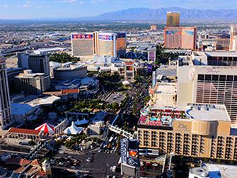 Biglietti Torre Eiffel Las Vegas - View