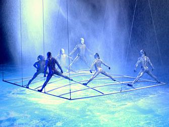 Biglietti per Cirque du Soleil O a Las Vegas - Piscina