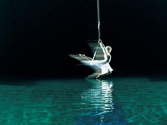 Biglietti per Cirque du Soleil O a Las Vegas - acrobazie