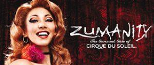 Biglietti per Zumanity Cirque du Soleil