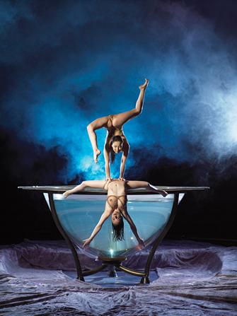 Biglietti per Zumanity Cirque du Soleil - Acrobazie