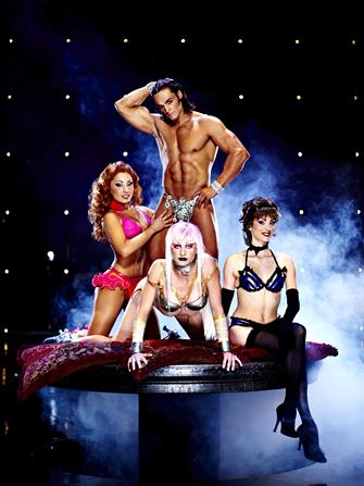 Biglietti per Zumanity Cirque du Soleil - Cast