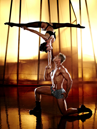 Biglietti per Zumanity Cirque du Soleil - Spetacolo