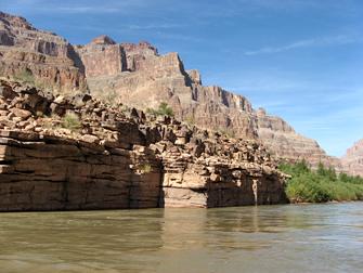 Grand Canyon - Colorado River Vista