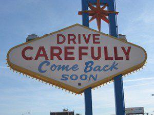 Noleggio auto a Las Vegas