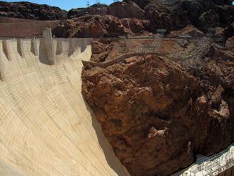 Noleggio auto a Las Vegas - Arco Hoover Dam