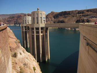 Noleggio auto a Las Vegas - Hoover Dam