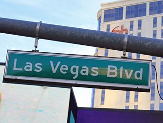 Noleggio auto a Las Vegas - Las Vegas Boulevard