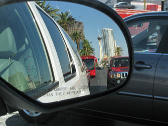 Noleggio auto a Las Vegas - Transporti