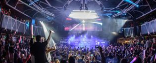 I migliori club di Las Vegas - Hakkasan MGM Grand