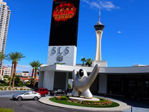 La Stratosphere Tower a Las Vegas